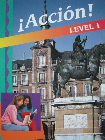 Accion! 2nd Edition 1 (H) by Galloway, Joba, & Labarca