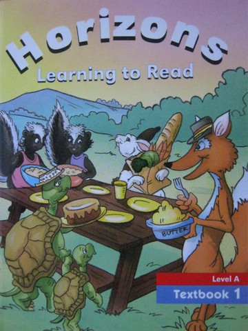 Horizons Learning to Read Level A Textbook 1 (H) by Engelmann,