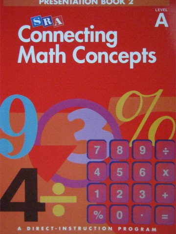 Connecting Math Concepts A Presentation Book 2 (TE)(Spiral)