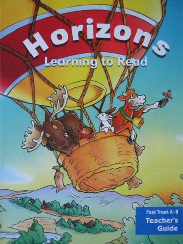 Horizons Learning to Read Fast Track A-B TG (TE)(P) by Engelmann