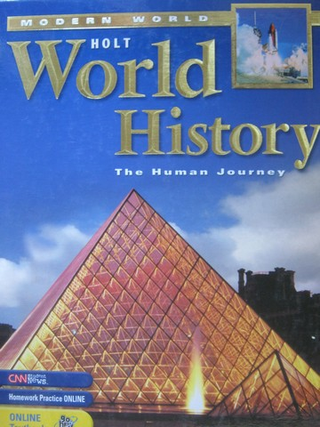 World History The Human Journey (H) by Carrington, Collins,