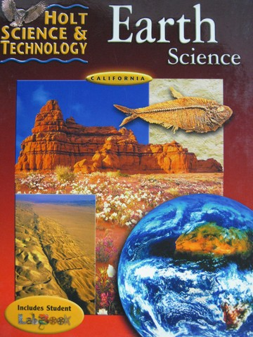 Holt Earth Science California Edition (CA)(H) by Berry, Fronk,