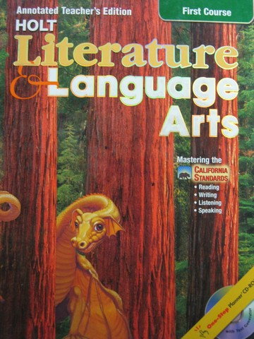 Literature & Language Arts 1st Course ATE (CA)(TE)(H) by Beers,