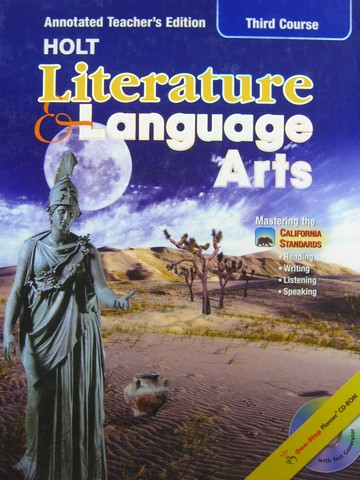 Literature & Language Arts 3rd Course ATE (CA)(TE)(H) by Beers,