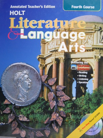 Literature & Language Arts 4th Course ATE (CA)(TE)(H) by Beers,