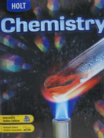 Holt Chemistry (H) by Myers, Tocci, & Oldham
