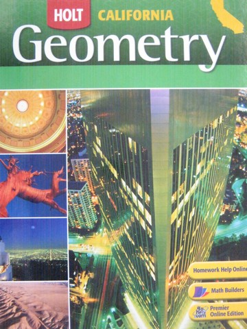 California Geometry (CA)(H) by Burger, Chard, Hall, Kennedy,