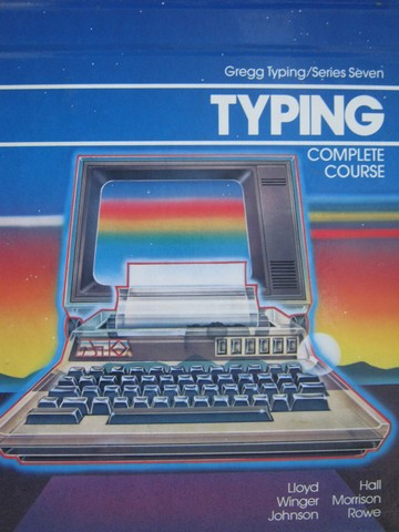 Typing Complete Course (H) by Lloyd, Hall, Winger, Morrison,