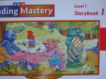 Reading Mastery 1 Classic Edition Storybook 1 (P) by Engelmann,