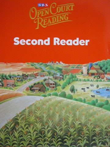 SRA Open Court Reading 1 Second Reader (P)