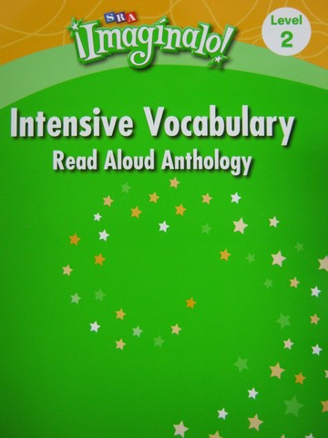 SRA Imaginalo! 2 Intensive Vocabulary Read Aloud Anthology (P)