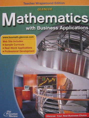 Mathematics with Business Applications 5th Edition TWE (TE)(H)