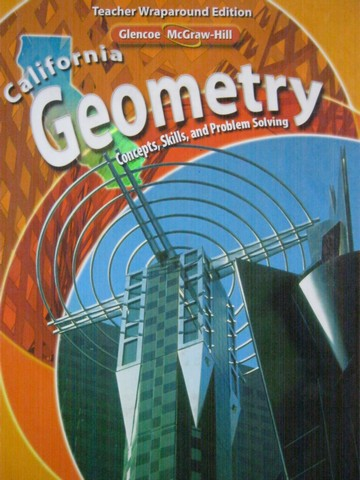 California Geometry TWE (CA)(TE)(H) by Boyd, Cummins, Malloy,