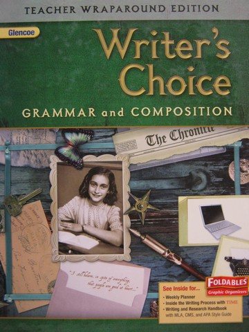 Writer's Choice 8 TWE (TE)(H) by Lester, O'Neal, Royster,