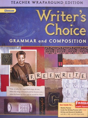 Writer's Choice 9 TWE (TE)(H) by Lester, O'Neal, Royster,