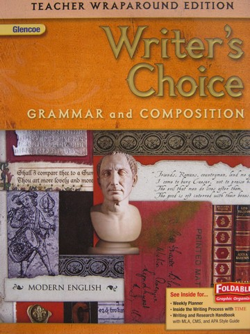 Writer's Choice 10 TWE (TE)(H) by Lester, O'Neal, Royster,