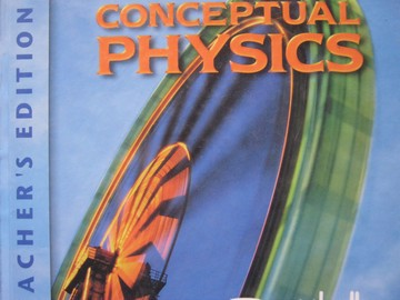 Conceptual Physics TE (TE)(H) by Paul G Hewitt