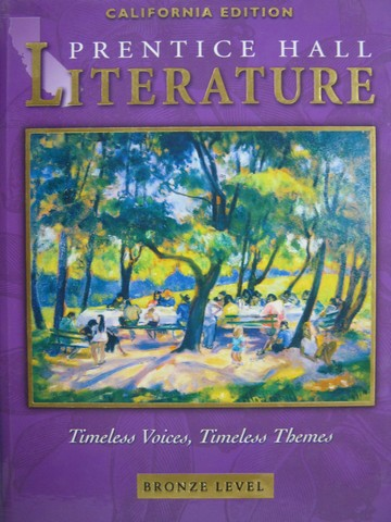 Literature Bronze Level (CA)(H) by Kinsella, Feldman, Stump,