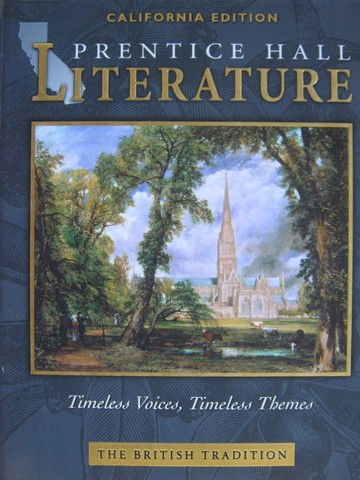 Literature British Tradition (CA)(H) by Kinsella, Feldman, Stump