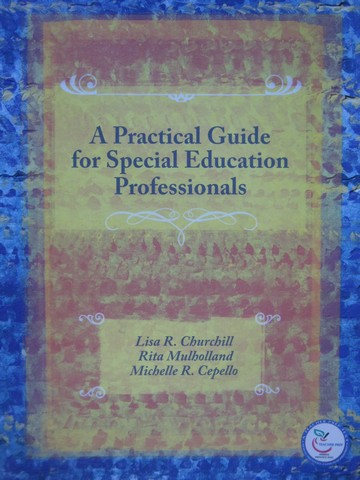 A Practical Guide for Special Education Professionals (P)