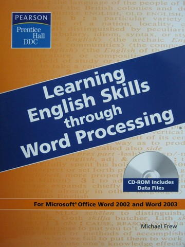 Learning English Skills Through Word Processing (Spiral) by Frew
