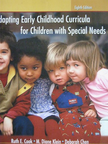Adapting Early Childhood Curricula for Children 8th Edition (P)