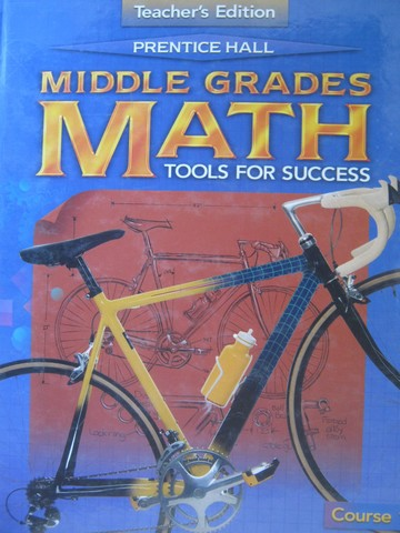 Middle Grades Math Tools for Success Course 1 TE (TE)(H)