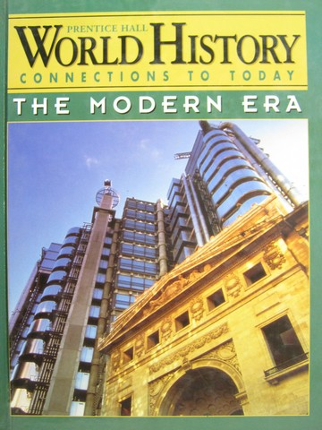 World History Connections to Today The Modern Era (H)