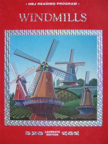 Windmills 7 Laureate Edition (H) by Cullinan, Farr, Hammond,