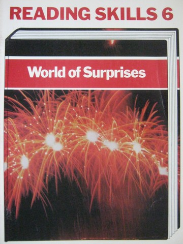 World of Surprises Reading Skills 6 (P) by Early, Cooper,