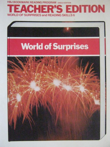 World of Surprises & Reading Skills 6 TE (TE)(Spiral) by Early,