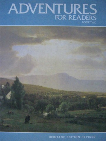 Adventures for Readers Book 2 Heritage Edition Revised (H)