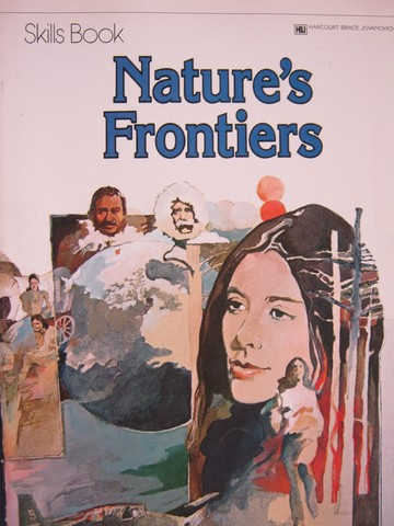 Nature's Frontiers Skills Book (P) by Sandra McCandless Simons
