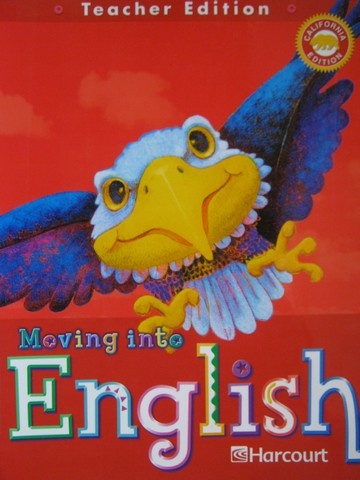 Moving into English 3 TE (CA)(TE)(Spiral) by Ada, Campoy,