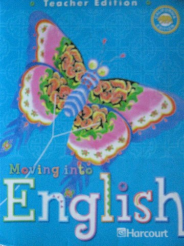 Moving into English 4 TE (CA)(TE)(Spiral) by Ada, Campoy,