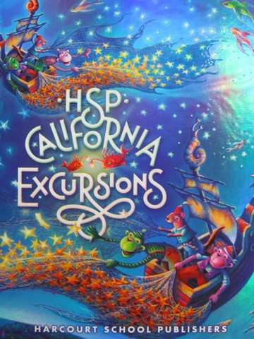 California Excursions 2-2 Sea of Stars (CA)(H) by Beck, Farr,