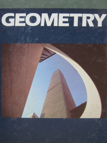 Geometry with Applications & Problem Solving (H) by Clemens,