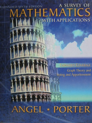 A Survey of Mathematics with Applications Expanded 6e (H)
