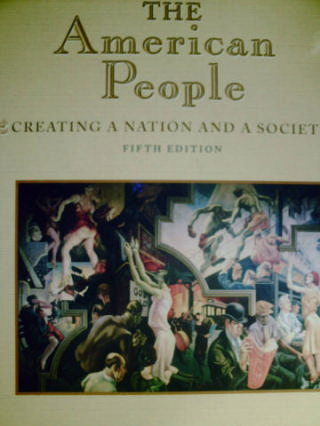 American People Creating a Nation & Society 5e (H) by Nash,