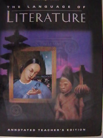 Language of Literature 10 ATE (TE)(H) by Applebee, Bermudez,