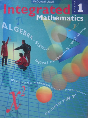 Integrated Mathematics 1 (H) by Rubenstein, Craine, Butts,