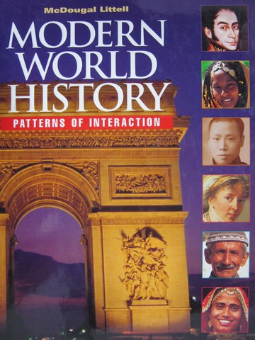 Modern World History Patterns Of Interaction HS By Beck Enchanting World History Patterns Of Interaction Answers