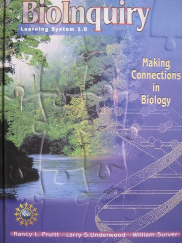 BioInquiry Learning System 1.0 (H) by Pruitt, Underwood & Surver