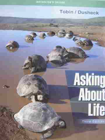Asking about Life 3rd Edition IE (TE)(H) by Tobin & Dusheck