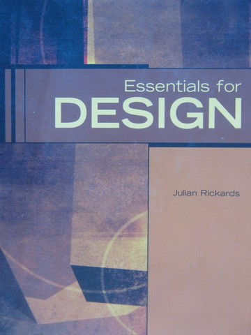 Essentials for Design (P) by Julian Richards