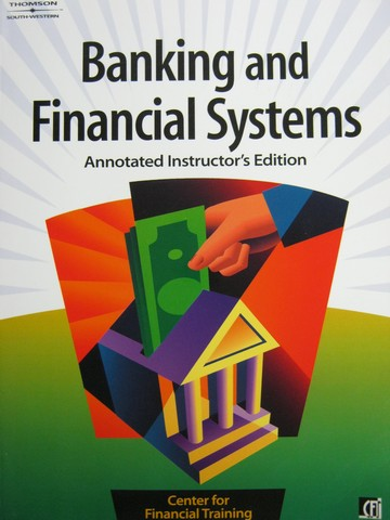 Banking & Financial Systems AIE (TE)(P) by Dave Shaut