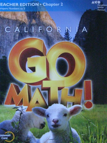 California Go Math! K Common Core TE Chapter 2 (CA)(TE)(P)