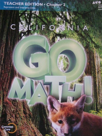 California Go Math! 3 Common Core TE Chapter 2 (CA)(TE)(P)