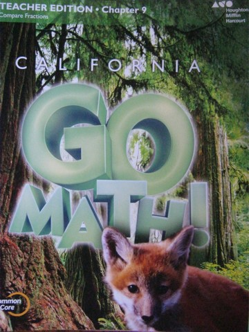 California Go Math! 3 Common Core TE Chapter 9 (CA)(TE)(P)