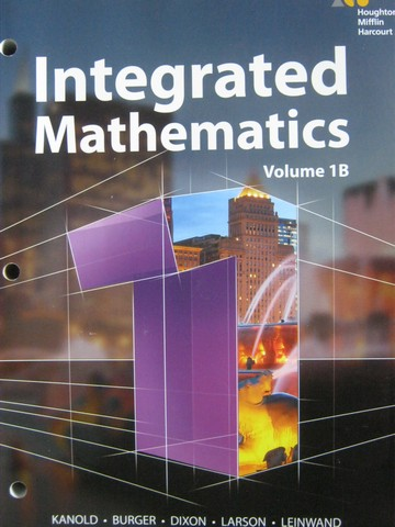 integrated math 3 textbook answers